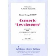 JOUBERT C.H. CONCERTO LES CIGOGNES VIOLON