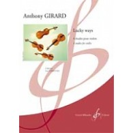 GIRARD A. LUCKY WAYS ETUDES VIOLON
