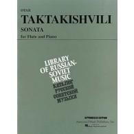 TAKTAKISHVILI O. SONATE FLUTE