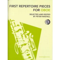 WASTALL P. FIRST REPERTOIRE PIECES HAUTBOIS