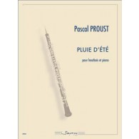 PROUST P. PLUIE D'ETE HAUTBOIS