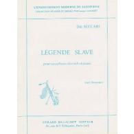SUCCARI D. LEGENDE SLAVE SAXO ALTO