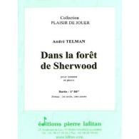 TELMAN A. DANS LA FORET DE SHERWOOD BASSON