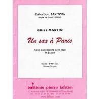 MARTIN G. UN SAX A PARIS SAXO MIB