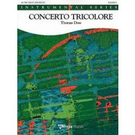 DOSS T. CONCERTO TRICOLORE TROMPETTE