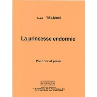 TELMAN A. LA PRINCESSE ENDORMIE COR