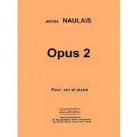 NAULAIS J. OPUS 2 COR