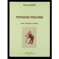 PROUST P. AMADEUS PRELUDE TROMBONE