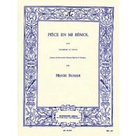 BUSSER H. PIECE EN MIB TROMBONE