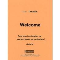 TELMAN A. WELCOME TUBA