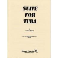 HADDAD D. SUITE FOR TUBA
