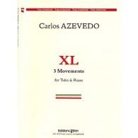 AZEVEDO C. XL TUBA BASSE