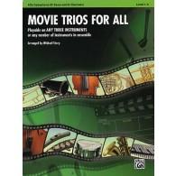MOVIE TRIOS FOR ALL SAXO MIB