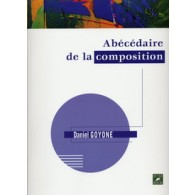 GOYONE D. ABECEDAIRE DE LA COMPOSITION
