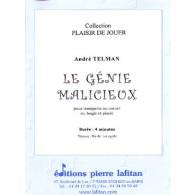 TELMAN A. LE GENIE MALICIEUX TROMPETTE