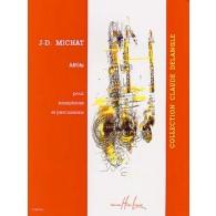 MICHAT J.D. AFFUTS SAXO MIB