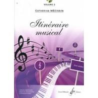 MECHAIN C. ITINERAIRE MUSICAL VOL 2