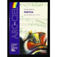 PASCAL C. PARTITA SAXO MIB