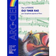 LAFERRIERE S. OLD TIMER RAG SAXO SIB