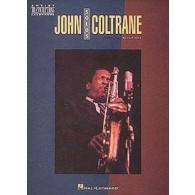 COLTRANE J. SOLOS SAX SIB
