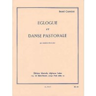 CORNIOT R. EGLOGUE ET DANSE PASTORALE SAXO MIB