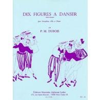 DUBOIS P.M. DIX FIGURES A DANSER SAXO MIB
