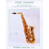AMIOT J.C. SUSSEX SARABAND SAXO MIB