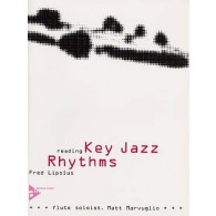 LIPSIUS F. READING KEY JAZZ RHYTHMS FLUTE