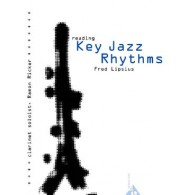 LIPSIUS F. READING KEY JAZZ RHYTHMS CLARINETTE