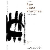 LIPSIUS F. READING KEY JAZZ RHYTHMS GUITARE