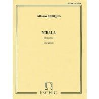 BROQUA A. VIDALA GUITARE