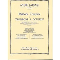 LAFOSSE A. METHODE COMPLETE DE TROMBONE A COULISSE VOL 2