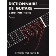 CHIERICI F. DICTIONNAIRE DE GUITARE