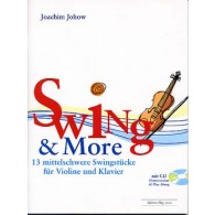JOHOW  J. SWING & MORE VIOLON