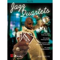 LOCHS B. JAZZ QUARTETS FLUTES