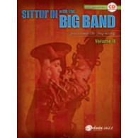 SITTIN'IN WITH THE BIG BAND VOL 2 SAXO MIB