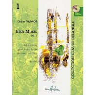 VADROT D. IRISH MUSIC VOL 1 SAXO MIB OU SIB