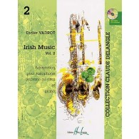 VADROT D. IRISH MUSIC VOL 2 SAXO MIB OU SIB