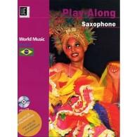 PLAY-ALONG BRAZIL SAXOPHONE