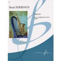 FERREAUX R. HUMOUR SAXOS