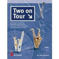 TWO ON TOURS 2 SAXOPHONES