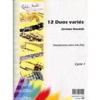 NAULAIS J. DUOS VARIES SAXOS