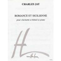 JAY C. ROMANCE ET SICILIENNE CLARINETTE