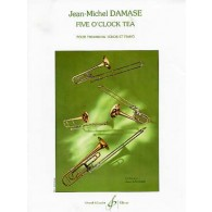 DAMASE J.M. FIVE O'CLOCK TEA TROMBONE