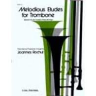 ROCHUT J. MELODIOUS ETUDES VOL 3 TROMBONE