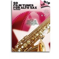 DIP IN: 50 FILM TUNES FOR ALTO SAX