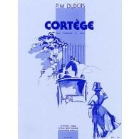 DUBOIS P.M. CORTEGE TROMBONE