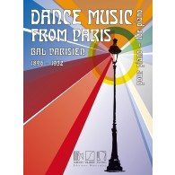 DANCE MUSIC FROM PARIS PIANO