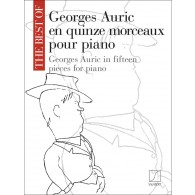 AURIC G. THE BEST OF PIANO