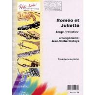 PROKOFIEV S. ROMEO ET JULIETTE TROMBONE